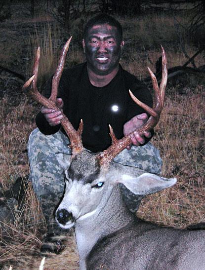 Oregon deer hunting oregon elk hunting oregon big game for Oregon game and fish